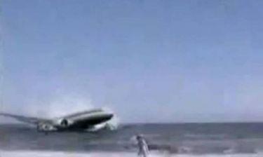 Τρέιλερ... σοκ με πτώση αεροπλάνου (Video)