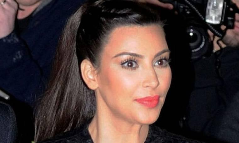 Kim Kardashian: Αν και στον πέμπτο μήνα συνεχίζει την γυμναστική!