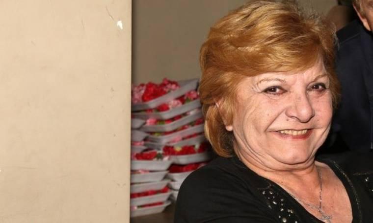 Τζένη Βάνου: Πήρε την τιμητική σύνταξη των 750 ευρώ