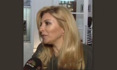 Χριστίνα Πολίτη: «Οι περισσότερες που έμπαιναν στην τηλεόραση είχαν ένα μεγάλο μέσο»