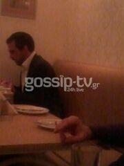 Συμβαίνει τώρα: Ο γιος του τέως βασιλιά Κωνσταντίνου, Νικόλαος σε «πριγκιπικό» δείπνο στο Κολωνάκι!