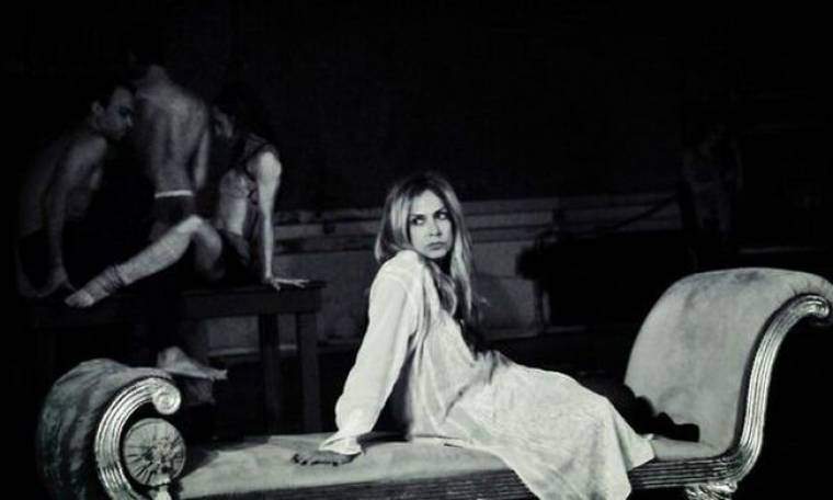 Άννα Βίσση: Η πρώτη φωτογραφία από τους «Δαίμονες»