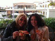 Έλενα Παπαβασιλείου: Και όμως «το κορμί» τρώει σουβλάκια και πίτσα! (φωτό)
