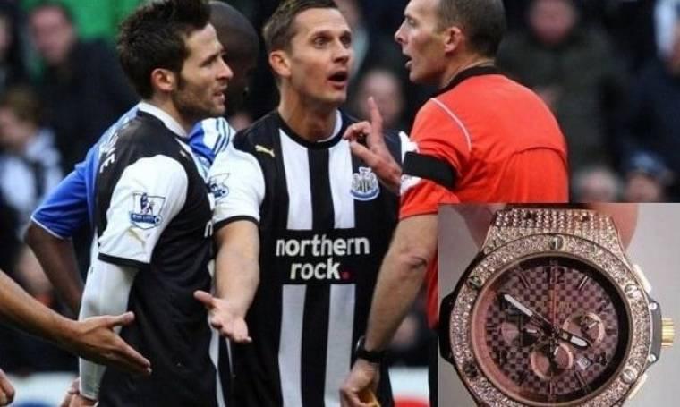 Κλέψανε ρολόι ποδοσφαιριστή αξίας 40.000 ευρώ έξω από το σπίτι του!