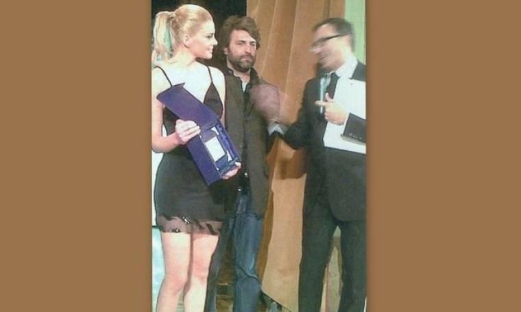 Βραβεύτηκε στην Ιταλία η Ρια Αντωνίου!