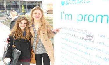 """Οι Έλληνες φοιτητές του Imperial College """"αγωνίζονται"""" να κερδίσουν για τα Παιδικά Χωριά SOS"""