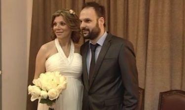Παντρεύτηκε η τραγουδίστρια Μαρία Θεοχάρη