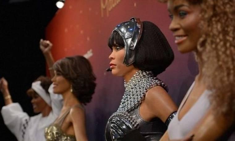 Whitney Houston: Έγινε κέρινο ομοίωμα