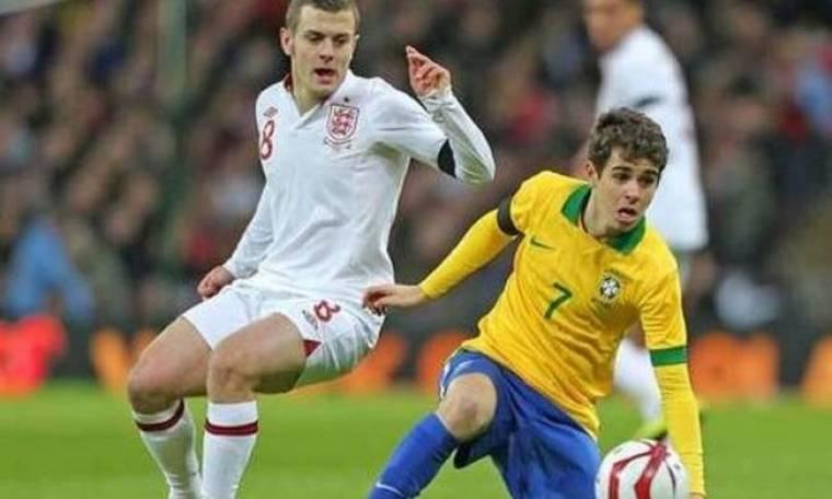 Εθνική Αγγλίας: Η νίκη επί της Βραζιλίας σε... αργή κίνηση (video)