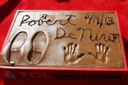 Ο Robert de Niro έχει πλέον το δικό του αστέρι στο Hollywood