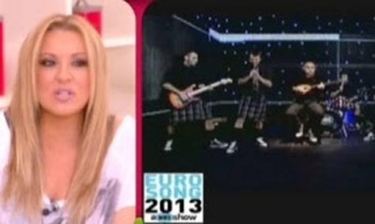 Ποιο τραγούδι ψηφίζει η Ναταλία Γερμανού για τη φετινή Eurovision;