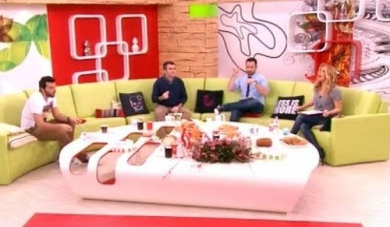 Πού ήταν η Κωνσταντίνα Σπυροπούλου στο ξεκίνημα της εκπομπής «Μες στην καλή χαρά»;