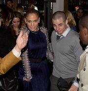Jennifer Lopez-Casper Smart: Ρομαντικό δείπνο για δύο