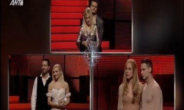 Ποιο ζευγάρι δεν κατάφερε να περάσει στον τελικό του «Dancing with the stars»;