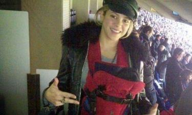 Η πρώτη βόλτα της Shakira με τον γιο της!