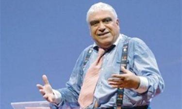 Δημήτρης Πιατάς: «Δεν είναι τέχνη τα τουρκικά σίριαλ. Είναι άθλια υποπροϊόντα»
