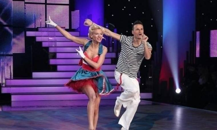 Dancing with the stars: Ο ημιτελικός και η αποχώρηση της Λάουρα Νάργες