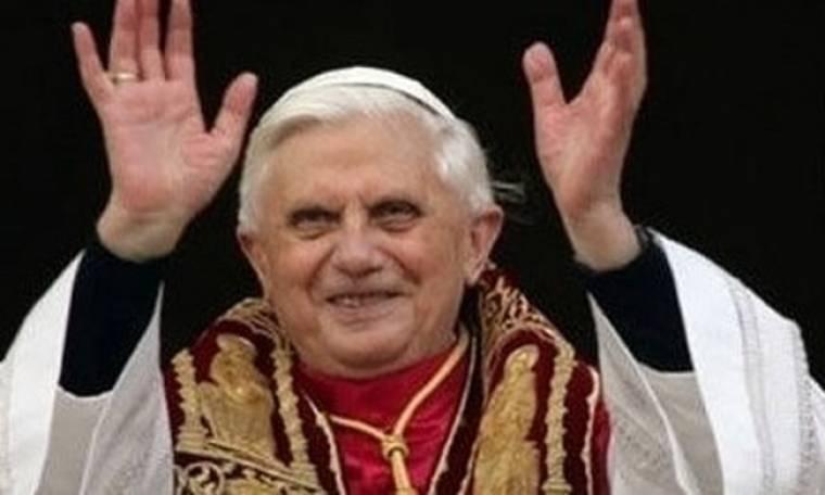 Το τελευταίο tweet του Πάπα Bενέδικτου