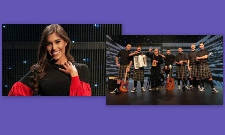 Eurovision 2013: Μάχη στήθος με στήθος για Koza Mostra- Αγάθωνα Ιακωβίδη και Θωμαή Απέργη
