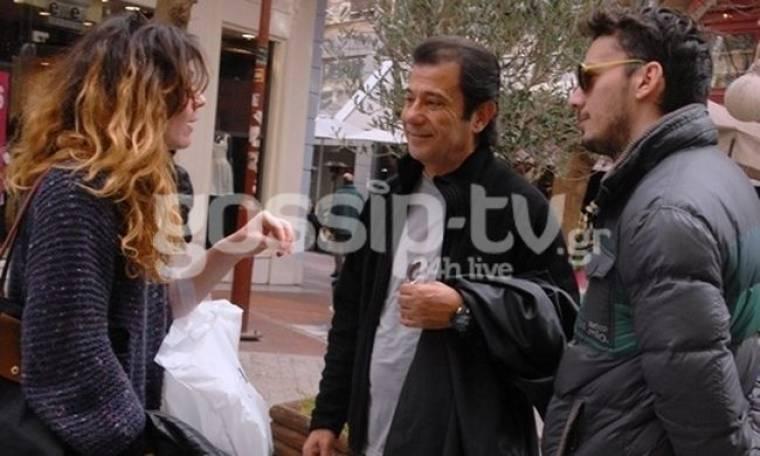 Ο Δάνης Κατρανίδης στα «μυστικά» της Ερμού!