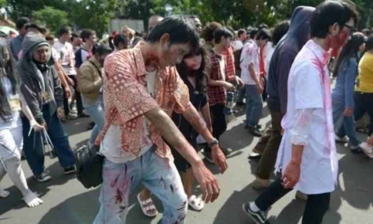 «ΕΚΤΑΚΤΟ: Επέλαση ζόμπι στη Μοντάνα»