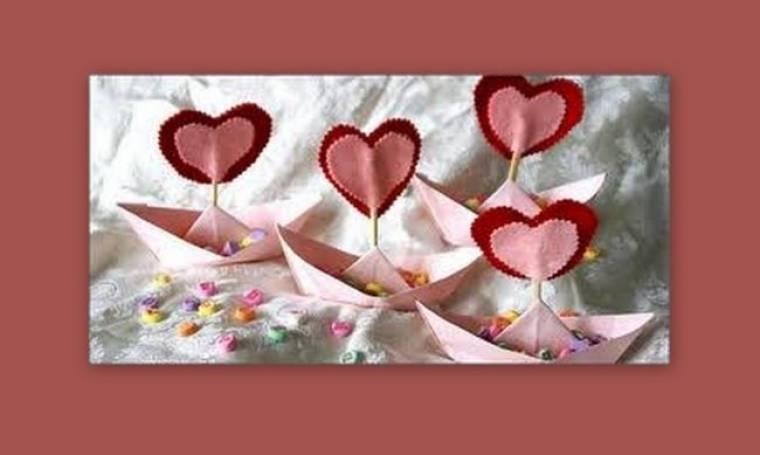Η εβδομάδα του έρωτα… (Αποκλειστικά στο Tsimtsilicious)