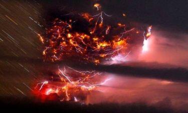 Ανακάλυψη: Σούπερ ηφαίστειο μπορεί να αφανίσει τη ζωή στον πλανήτη