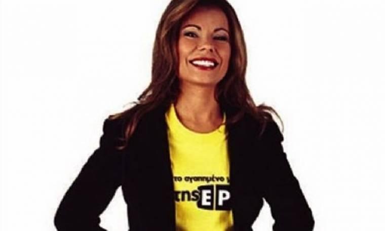 Λένα Αργύρη: Από παρουσιάστρια… ανταποκρίτρια