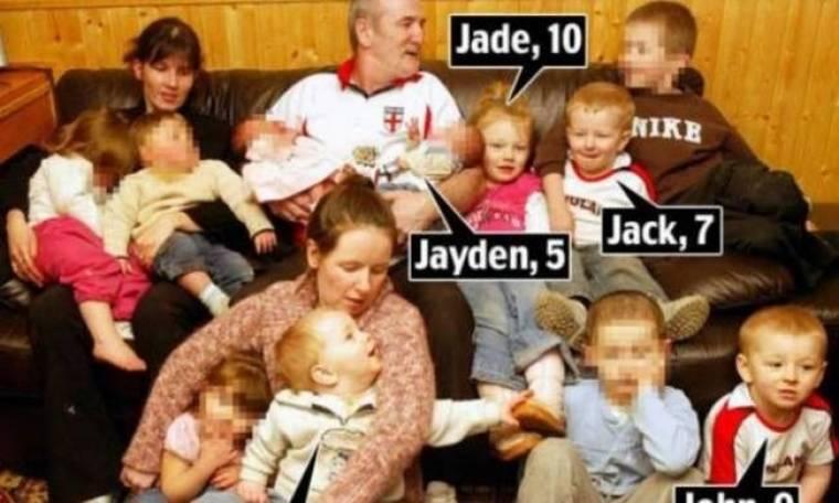 «Διαβολικό» ζευγάρι έβαλε φωτιά και έκαψε 6 παιδιά του