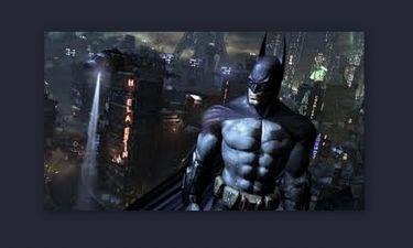 Ένας  Batman από την Λάρισα