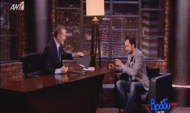 Λιανός-Κωστόπουλος: Τα ποίημα, τα… τραγούδια και ο… αυγοπόλεμος