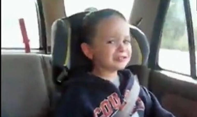 Βίντεο: Kλαίει με λυγμούς επειδή δεν μπορεί να γίνει κυβερνήτης του Νιου Τζέρσεϊ!