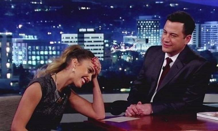 Jessica Alba: «Νόμιζα ότι είχα πάθει εγκεφαλικό»