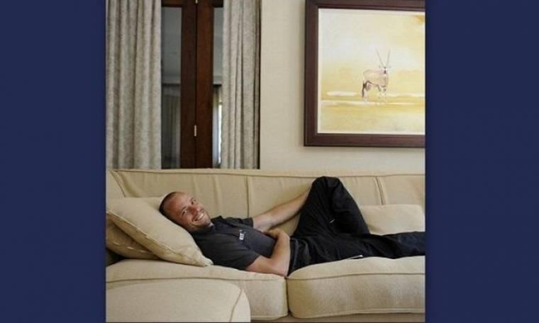 Φωτογραφίες μέσα από το σπίτι του Pistorius που έγινε το έγκλημα