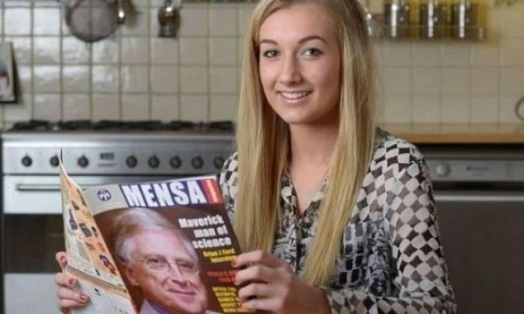Lauren Marbe: Η δεκαεξάχρονη που έχει υψηλότερο δείκτη IQ από τον Άλμπερτ Αϊνστάιν!