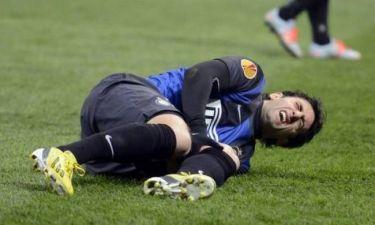 Ίντερ: Ο σοκαριστικός τραυματισμός του Μιλίτο (video)
