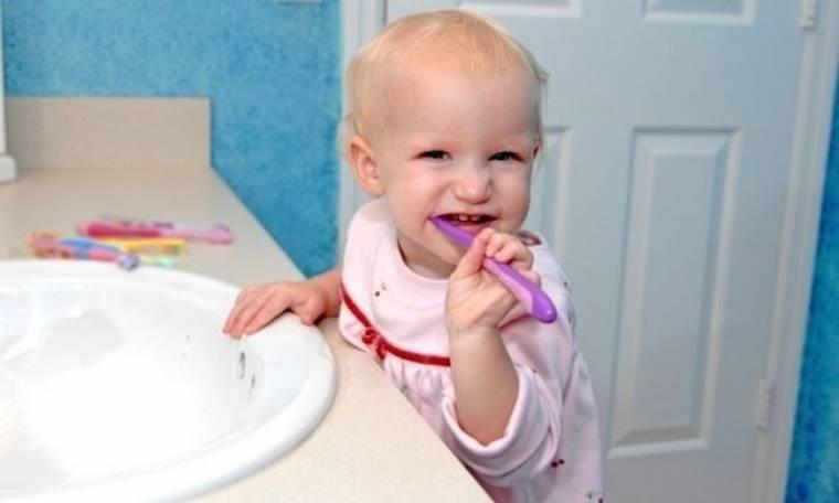 Διαβατήριο ζωής για τα παιδιά η καλή στοματική υγεία!