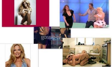 Οι χειροπέδες, η Τζούλια, οι gay ερωτικές σκηνές σε ταινία και το στήθος της Ζαρίφη που… «τρόμαξε» την Μενεγάκη