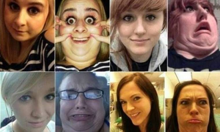 Όμορφες κοπέλες γίνονται τέρατα εξαιτίας μιας νέας διαδικτυακής μόδας