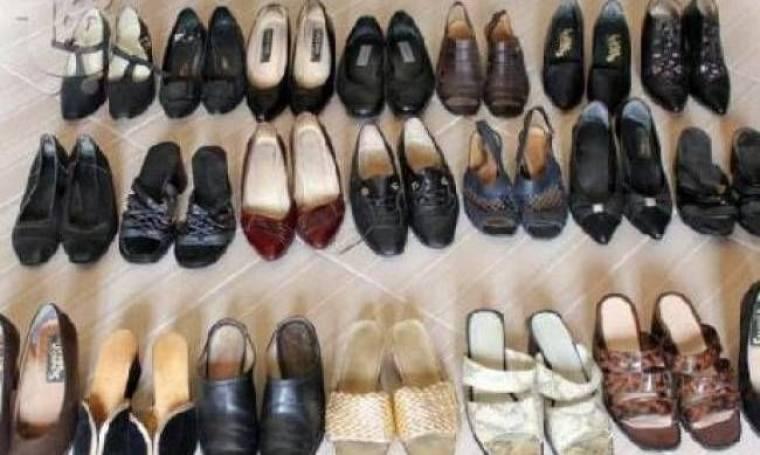 Πάτρα: Οι κάτοικοι της πολυκατοικίας έμειναν χωρίς...παπούτσια!