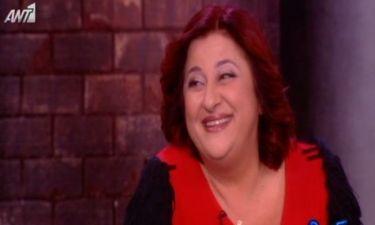 Ελισάβετ Κωνσταντινίδου: «Εγώ είμαι η Ζουμπουλιά»