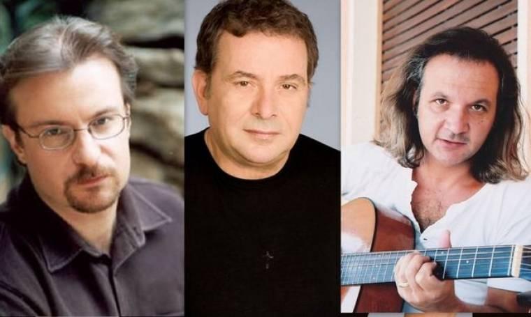 Μητσιάς-Θηβαίος-Πασχαλίδης- Αντωνοπούλου-Σαΐα τραγουδούν για τα 45 χρόνια καριέρας του Βασίλη Δημητρίου