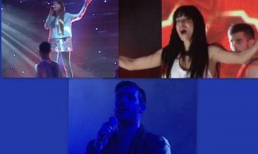 Eurovision 2013: Τα ντουέτα-έκπληξη του Ελληνικού Τελικού