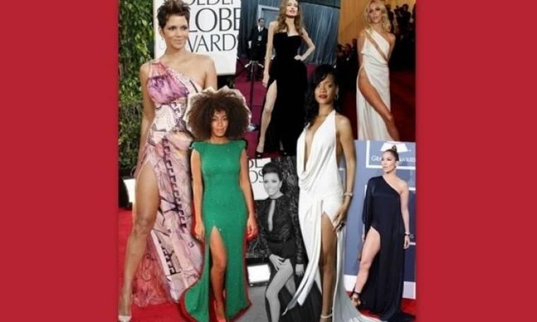 Πλανήτης Hollywood: όλες οι διάσημες κυρίες που τόλμησαν να πετάξουν μπούτι έξω