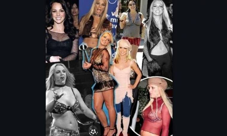Britney Spears: το πιο κακόγουστο κορίτσι της μουσικής μεγάλωσε και μυαλό δεν έβαλε