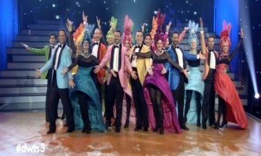 Με άρωμα επιθεώρησης ο τελικός του «Dancing with the stars»