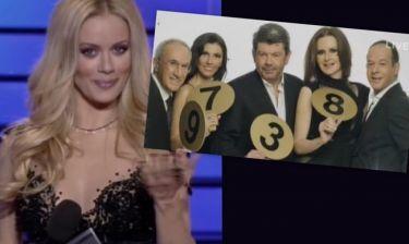 Η έκπληξη της Ζέτας Μακρυπούλια στους κριτές του «Dancing with the stars»