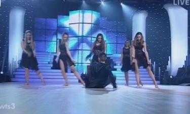 Οι Ολυμπιονίκες μας χόρεψαν στον τελικό του «Dancing with the stars»