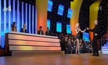 Γιατί η Δανδουλάκη δεν ήταν στην  έναρξη του τελικού του Dancing with the Stars