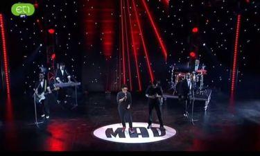 Eurovision 2013: Marija Serifovic – Μέλισσες: Με κοστούμια και μαύρα γυαλιά ερμήνευσαν το «Molitva»